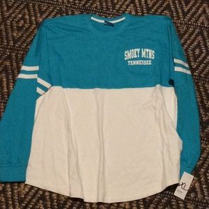 NWT Smokey Mountain spirit shirt xl